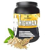 CRD Ayurveda Highmax Body Growth Supplement - 1 Kg (Chocolate)