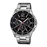 Casio Enticer Men Analog Black Dial Watch-MTP-1374D-1AVDF (A832)