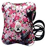 RYLAN heating bag, hot water bags for pain relief, heating bag electric , Heating Pad-Heat Pouch Hot Water Bottle Bag, Electric Hot Water Bag,Heating Pad with For Pain Relief (hot bag-)
