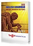 CBSE Class 10 English Grammar Notes Book | Solved and Practice Exercises based on NCERT Syllabus | Topicwise X CBSE Board Exam Questions with Solutions | Includes Class 10th Workbook Solutions [Paperback] Content Team at Target Publications
