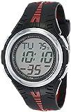 SF Digital Grey Round Dial Men's Sport Watch-NN7965PP02
