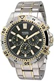 Fossil Analog Green Dial Men's Watch-FS5622