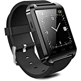 Smart Watch U8 Bluetooth Smartwatch Compatible with All Mobile Phones for Boys and Girls