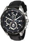 Casio Edifice Chronograph Black Dial Men's Watch-EFR-539L-1AVUDF (EX193)