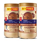 Saffola Fittify Hi-Protein Slim Meal Replacement Shake, Swiss Chocolate, Each Pack 420gm
