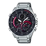Casio Analog-Digital Black Dial Men's Watch-ECB-900DB-1ADR (EX499)