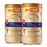 Saffola FITTIFY Hi-Protein Slim Meal Replacement Shake, French Vanilla, Buy 1 Get 1, Each Pack 420 gm
