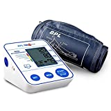 BPL Medical Technologies BPL 120/80 B18 Digital Blood Pressure Monitor with USB Compatibility (White) | CE Certified