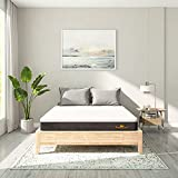 SleepyCat Plus Orthopedic Gel Memory Foam Mattress, King Bed Size, Medium Soft (72x72x8 Inches)