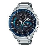 Casio Analog-Digital Black Dial Men's Watch-ECB-900DB-1BDR (EX500)