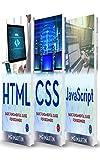 Programming for Beginners: 3 Books in 1- HTML+CSS+JavaScript (Basic Fundamental Guide for Beginners)