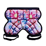 Kids Hip Protection Butt Pad Shorts Sports Protective Gear Youth Hip Pad Pants for Hockey Soccer Ice Skating Skiing Red