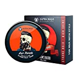 Alpha Male Advanced Hair Pomade - Damage Free Hair Styling For Daily Use (50 gm)