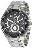 Casio Edifice Chronograph Black Dial Men's Watch - EFR-539D-1AVUDF (EX191)