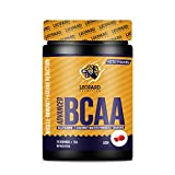 Leopard Nutrition Advanced BCAA With Glutamine Coconut Water Powder Taurine 250 Gm (LITCHI)