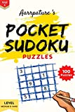 Pocket Sudoku Puzzle Game Book [ Medium & Hard Level ]: Combo of 100 Sudoku Puzzles of Medium and Hard Level For Both Kids and Adults, Volume 1