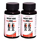 Zenlife Ayurvedic Height King    Body Growth Supplement- 60 Capsules (Pack of 2)