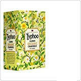 Typhoo Calming Organic Chamomile Tea with Pure Chamomile 20 Tea Bags