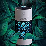 Finaxo Lucky Cup Cool Mist Humidifiers Essential Oil Diffuser Aroma Air Humidifier with Led Night Light Colorful for Car, Office, Babies, air humidifiers for Room For Home