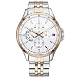 Tommy Hilfiger Analog White Dial Men's Watch-TH1791617