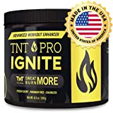 TNT Pro Series Fat Burning Cream For Belly – Tnt Pro Ignite Sweat Cream For Women And Men – Thermogenic Weight Loss Workout Slimming Workout Enhancer (6.5 Oz Jar)