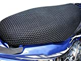Guance No Heat Net Seat Cover Motorcycle/Bike/Scooty Seat Cover for Honda Dio