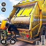 City Trash Truck Simulator: Free Dump Truck Driving Game 3D
