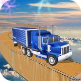 Truck Driving Simulator 2020 , Impossible Truck Driving Game, Truck Game 2020
