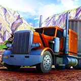 Off-Road Uphill Cargo Truck Simulator: Top Free Real Truck Driving Game 3D