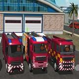 Fire Truck Simulator Game