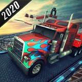 Impossible Heavy Truck Tracks Simulator Game