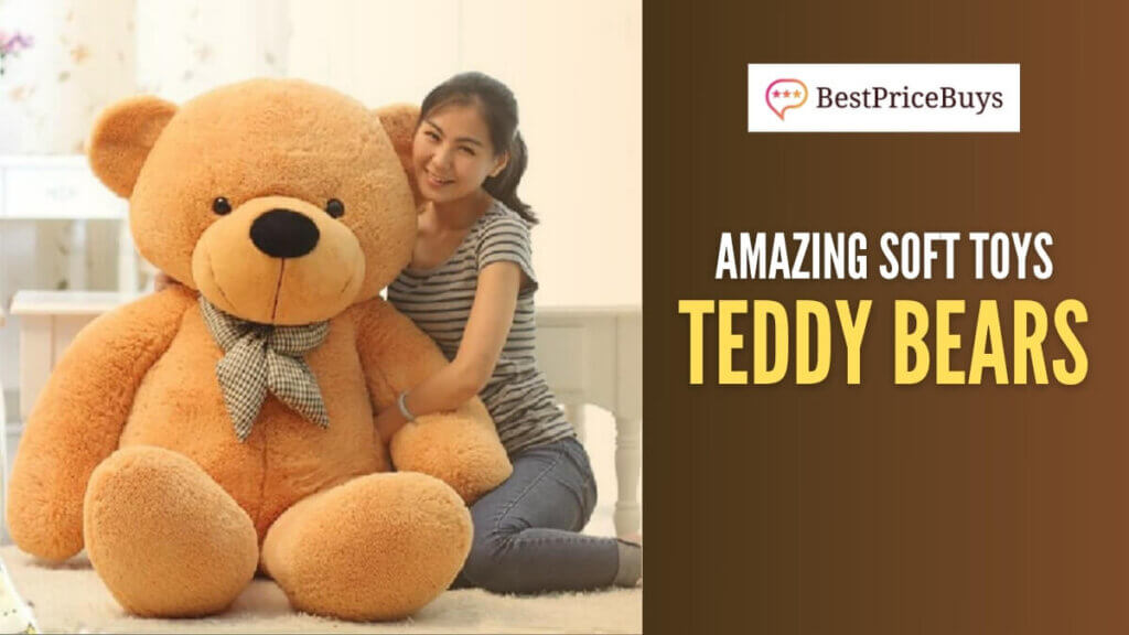 20 Best Teddy Bear (Kids Soft Toys)