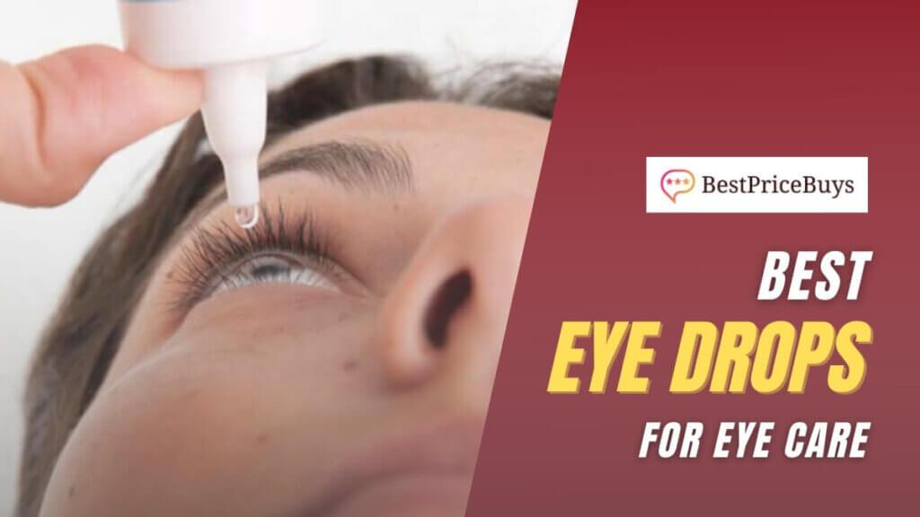 Best Eye Drops
