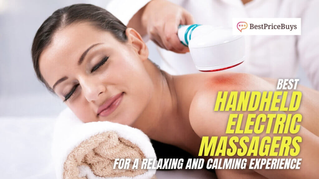Best Handheld Electric Body Massagers