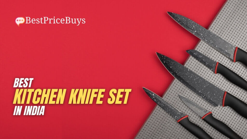 Best Kitchen Knife Sets in India