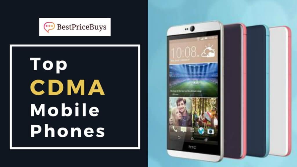 Best CDMA Phones