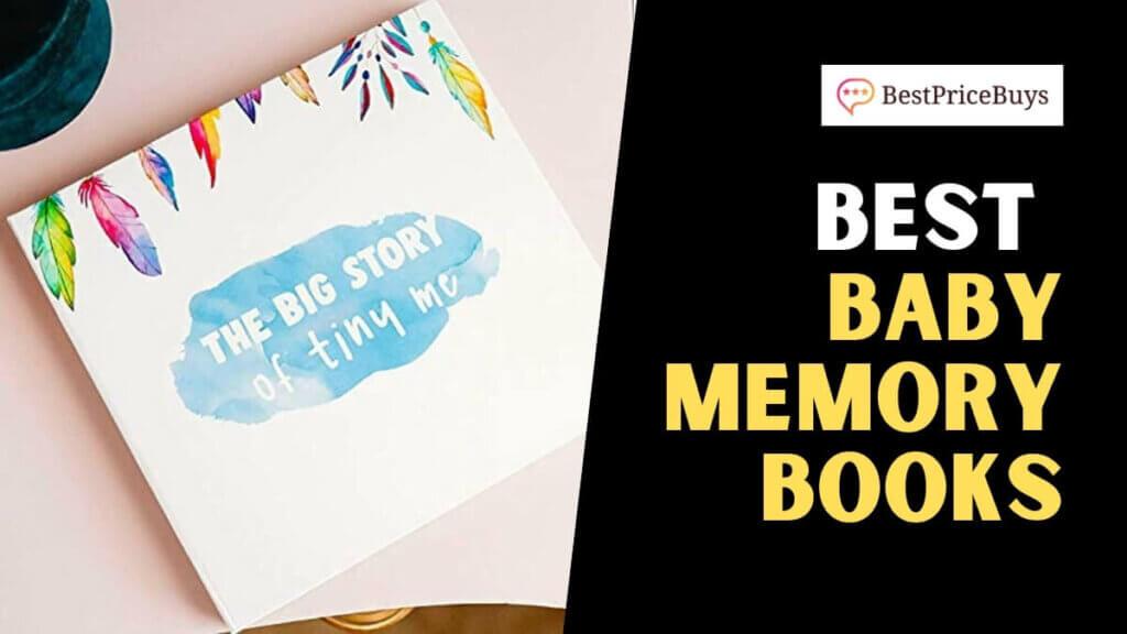 Best Baby Memory Books