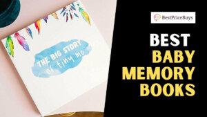 20 Best Baby Memory Books