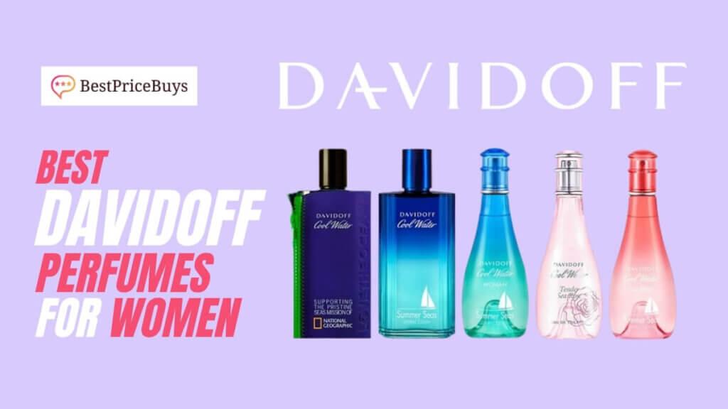 Best Davidoff Perfumes For Women