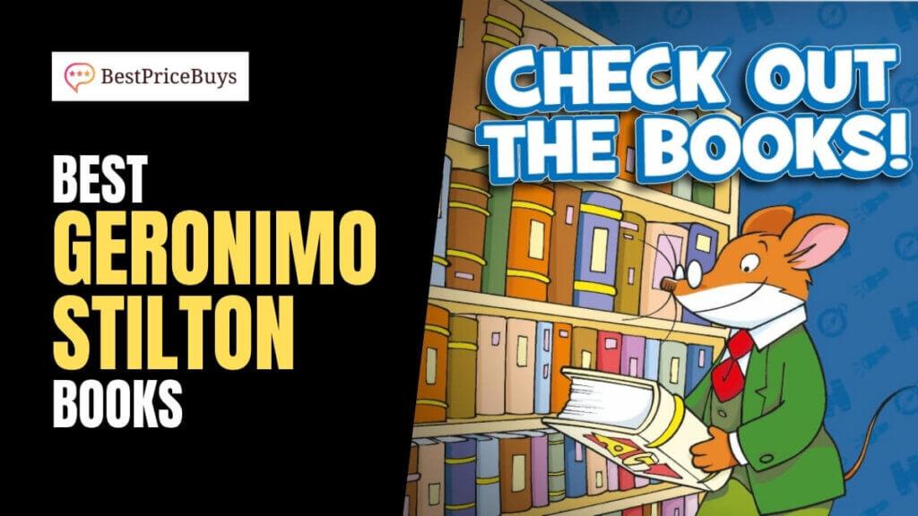 Best Geronimo Stilton Books