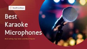 20 Best Karaoke Microphones