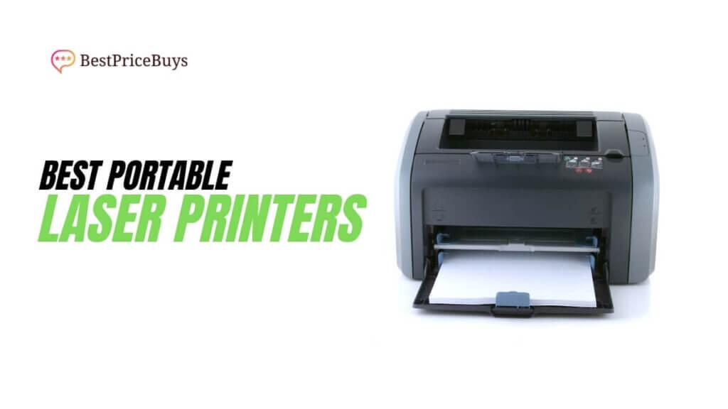 Best Portable Laser Printers