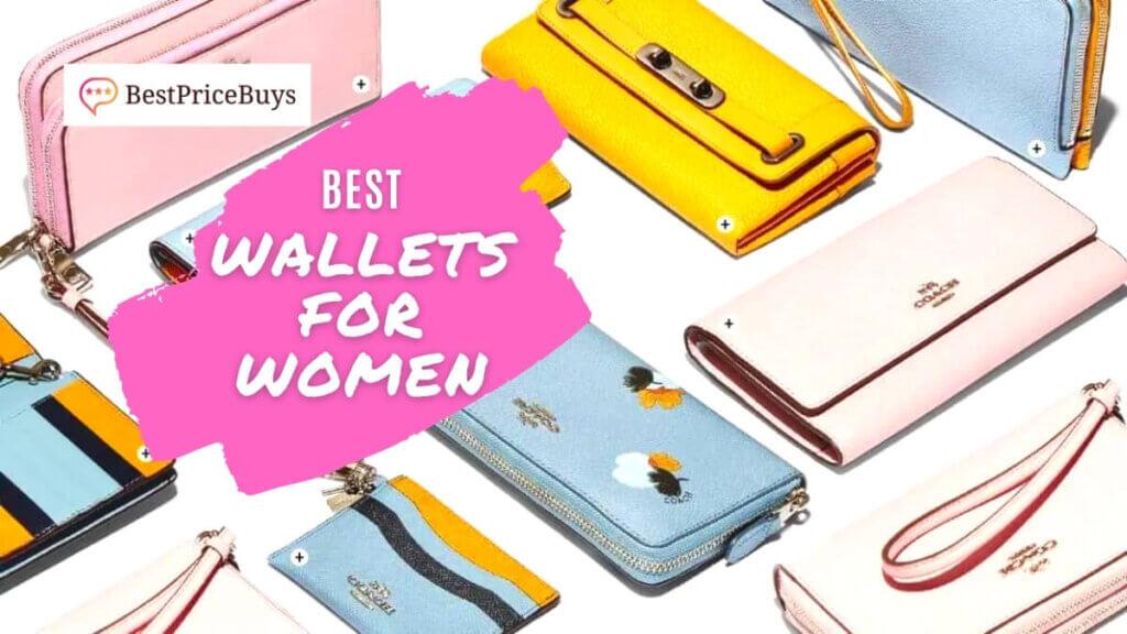 Top Selling Wallets For Women