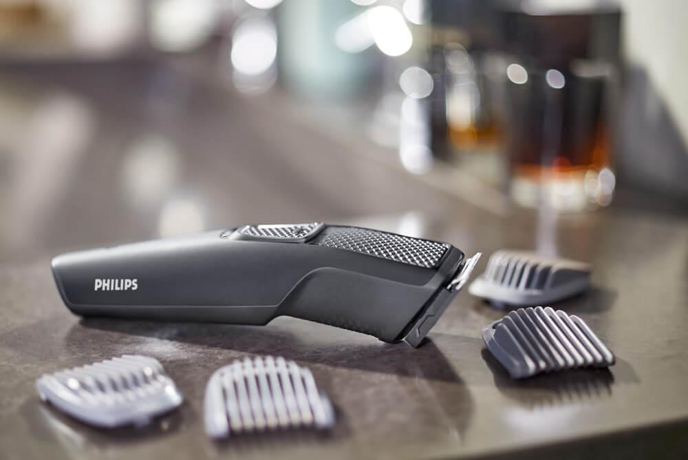 Beard Trimmer Grooming Kit